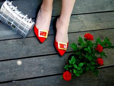 Mẹo mix giầy dép với trang phục hoàn hảo - 3