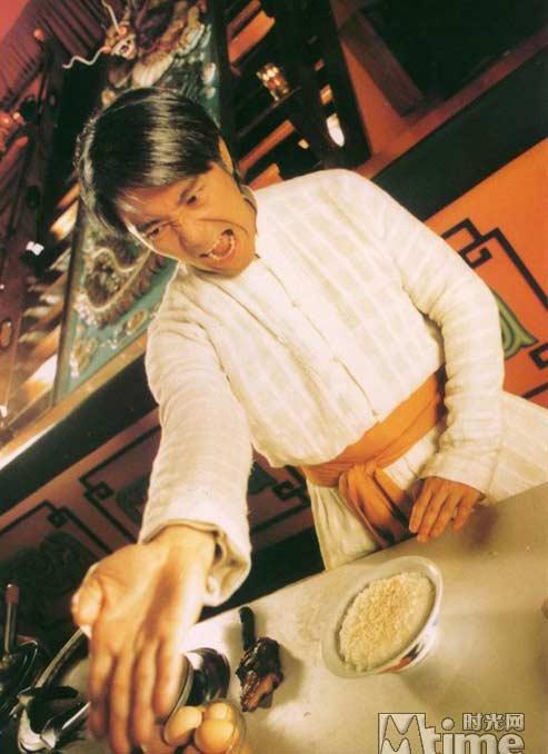 Video phim : Châu Tinh Trì khoe kungfu nấu bếp - 4