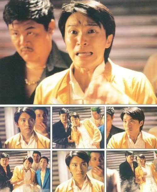 Video phim : Châu Tinh Trì khoe kungfu nấu bếp - 1
