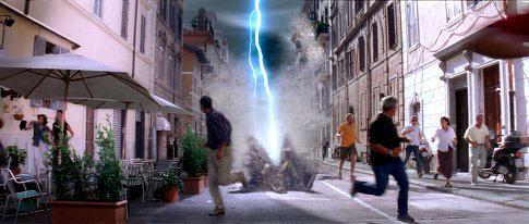 Video phim: Đấu trường La Mã bị 'oanh tạc' - 3