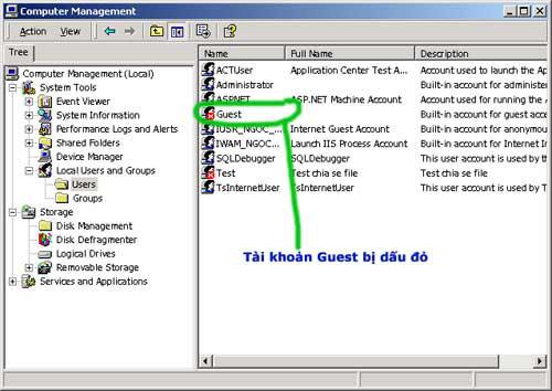 Hướng dẫn cài mạng LAN - 1
