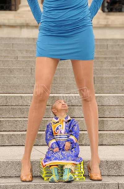 Những người lùn nhất thế giới - 5