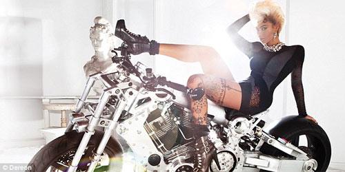 Beyonce và những hình ảnh 'sốc' nặng - 1