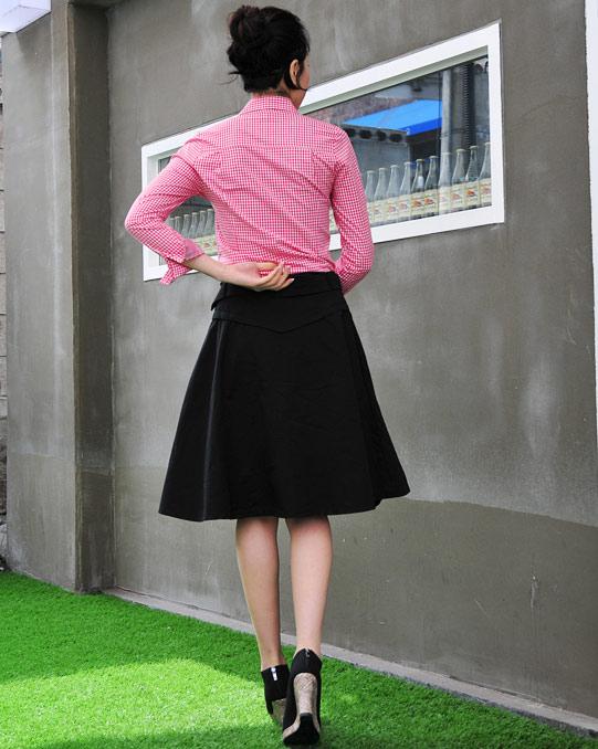 Chọn váy dài cho mùa Thu hiền - 16