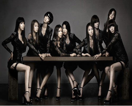 Nine Muses  9 c 'con gi ca thn Zeus', Ca nhc - MTV, Nine Muses, ban nhac Han Quoc, nhom nhac nu Han Quoc, girlband, No Playboy, Park Jin Young, Nobody, Wonder Girls, K Pop