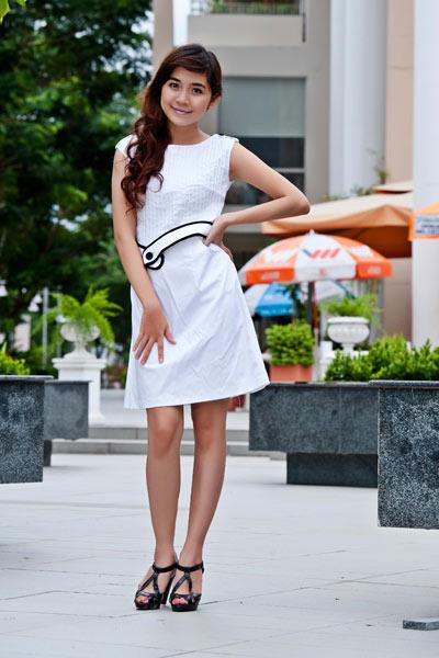 Đáng yêu hơn cùng thời trang công sở K&K Fashion - 4