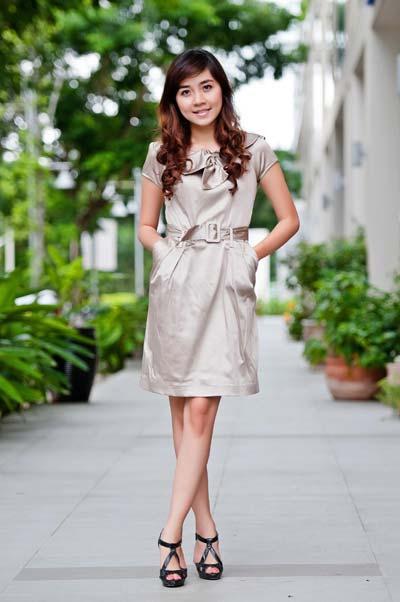 Đáng yêu hơn cùng thời trang công sở K&K Fashion - 1