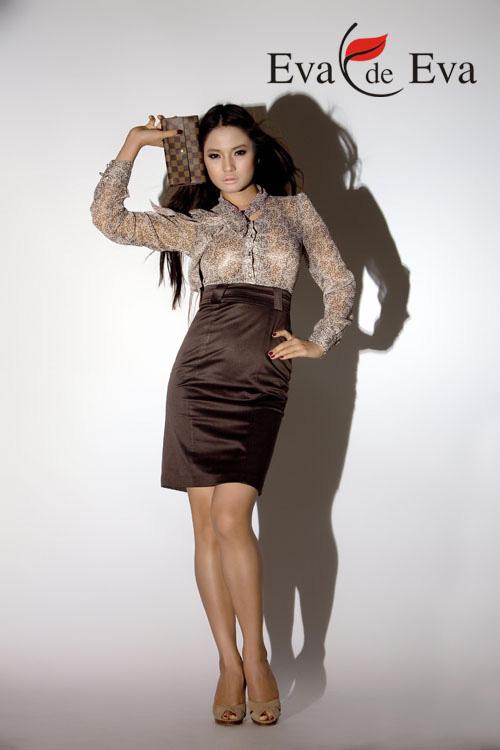 Eva de Eva:  Giảm giá lớn chào đón Thu 2010 - 1