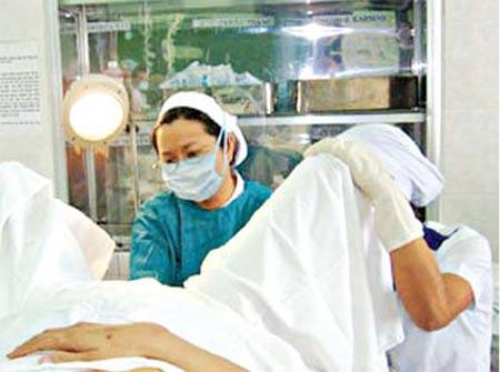 Thuốc dùng trong phá thai nội khoa - 1