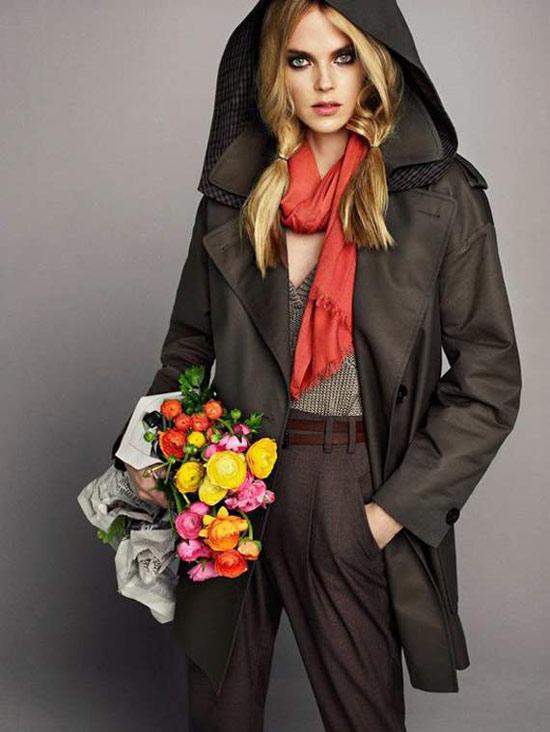 Thời trang thu/đông: Kiêu sa và hiện đại như Mango - 2