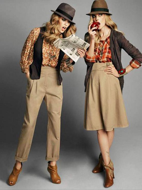 Thời trang thu/đông: Kiêu sa và hiện đại như Mango - 4