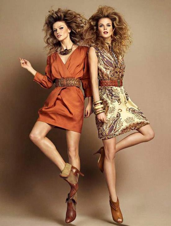 Thời trang thu/đông: Kiêu sa và hiện đại như Mango - 13