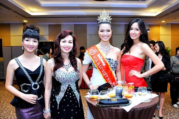 Chung kết Hoa hậu VN 2010 đã sẵn sàng! - 2