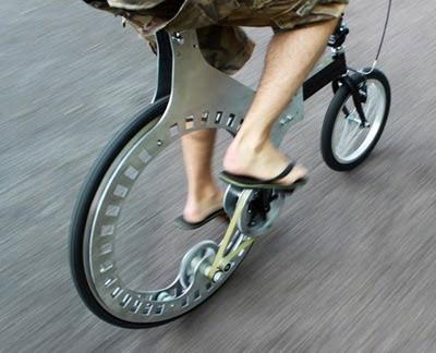 Video: Xe đạp không nan hoa - 2