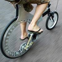 Video: Xe đạp không nan hoa