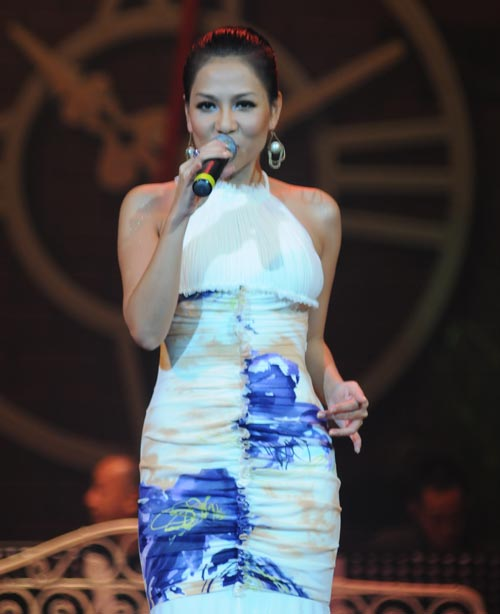 Thu Minh hát với trái tim 'tiền chiến' - 8