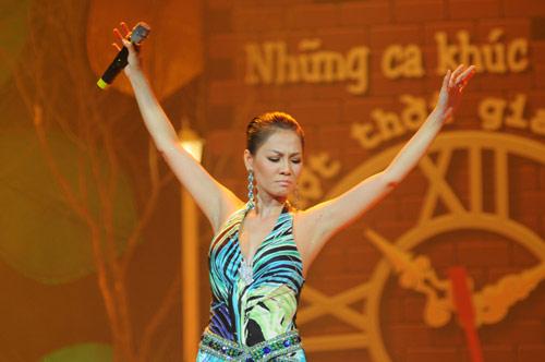 Thu Minh hát với trái tim 'tiền chiến' - 3