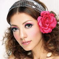 Video làm đẹp: Dùng tông hồng và nâu để trang điểm mắt