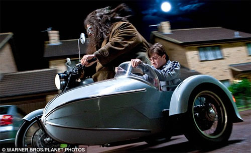 Harry Potter phần cuối lại tung ảnh hot - 6