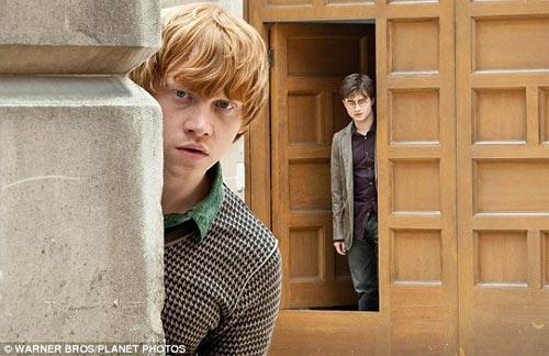 Harry Potter phần cuối lại tung ảnh hot - 7