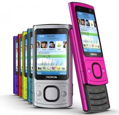 Top 10 điện thoại hot nhất tháng 7/2010 - 9