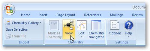 """Thủ thuật hóa học"""" cho Word - 3"""
