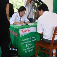 Sữa Anlene được chứng minh giảm hư tổn xương trong vòng 4 tuần