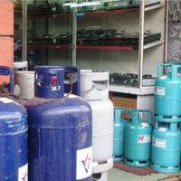 Giá gas leo thang do... tỷ giá USD