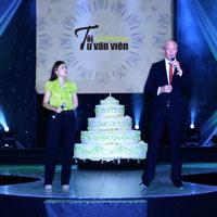 Kỷ niệm 7 năm Oriflame hoạt động tại Việt Nam