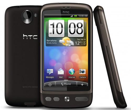 Bắt đầu cập nhật Froyo cho HTC Desire - 1