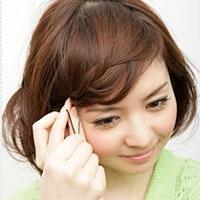 Video làm đẹp: Tết mái cho tóc ngắn