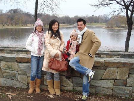 Hồng Đào - Quang Minh: Cặp đôi hạnh phúc - 2