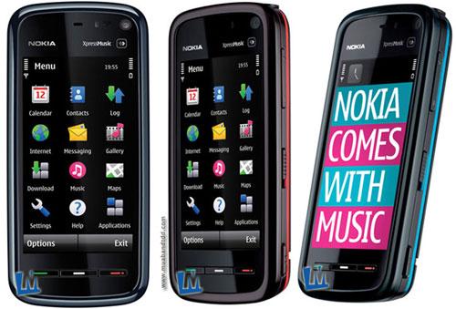 Top điện thoại nghe nhạc MP3 đỉnh nhất - 5