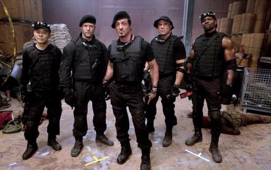 """Biệt đội đánh thuê: Phim hành động """"đỉnh"""" nhất 2010 - 3"""