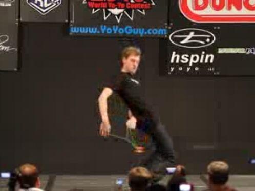 Video: Thiên tài yo yo - 3