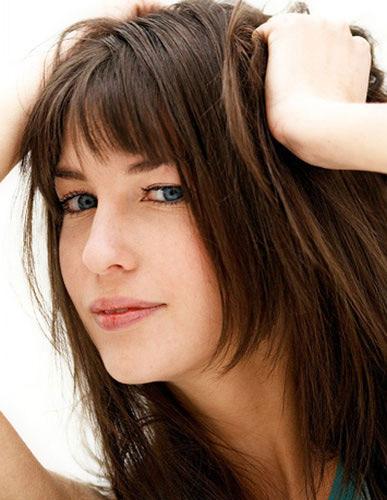 6 bí quyết trị tóc bết - 1