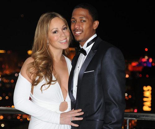 Mariah Carey mang bầu 4 tháng - 6