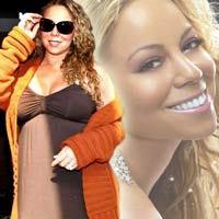 Mariah Carey mang bầu 4 tháng