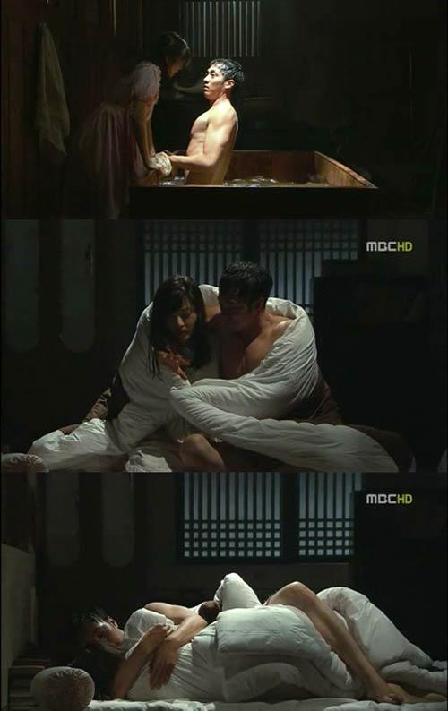 So Ji Sub và Kim Ha Neul dấn thân nóng bỏng - 4