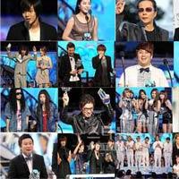 20 nghệ sĩ Hàn có sức ảnh hưởng lớn nhất trong năm