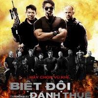 """Biệt đội đánh thuê: Phim hành động """"đỉnh"""" nhất 2010"""