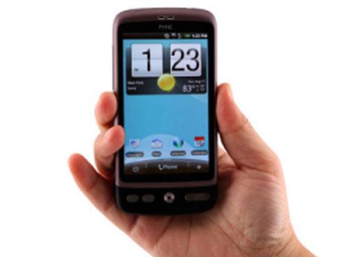 Công bố giá HTC Desire - 1