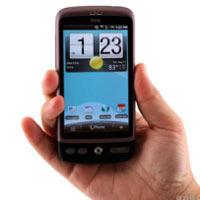 Công bố giá HTC Desire