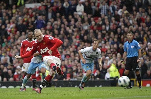 Video trận MU - West Ham: Trút giận - 1
