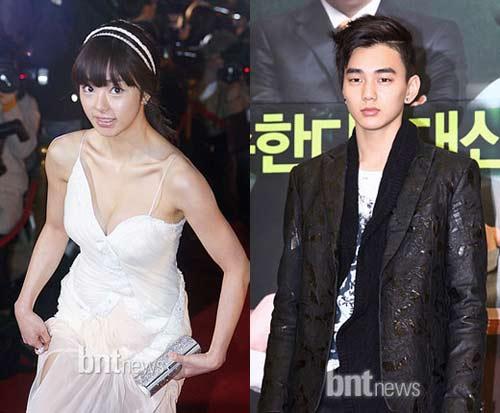 Seo Woo kết hôn với Yoo Seung Ho - 1
