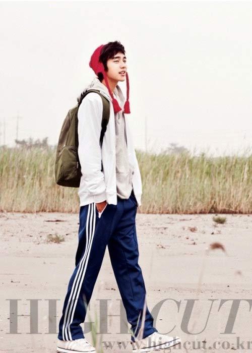 Seo Woo kết hôn với Yoo Seung Ho - 12