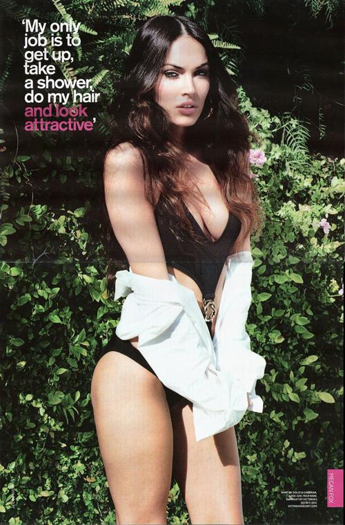 """Megan Fox: Nữ """"sát thủ"""" nóng bỏng - 4"""