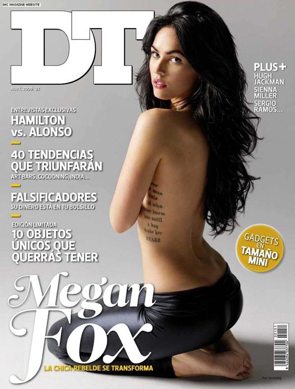 """Megan Fox: Nữ """"sát thủ"""" nóng bỏng - 1"""