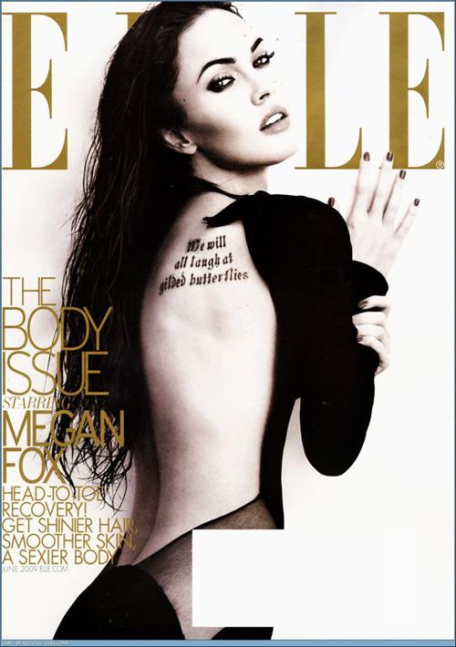 """Megan Fox: Nữ """"sát thủ"""" nóng bỏng - 2"""