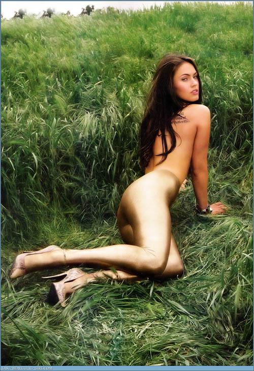 """Megan Fox: Nữ """"sát thủ"""" nóng bỏng - 5"""